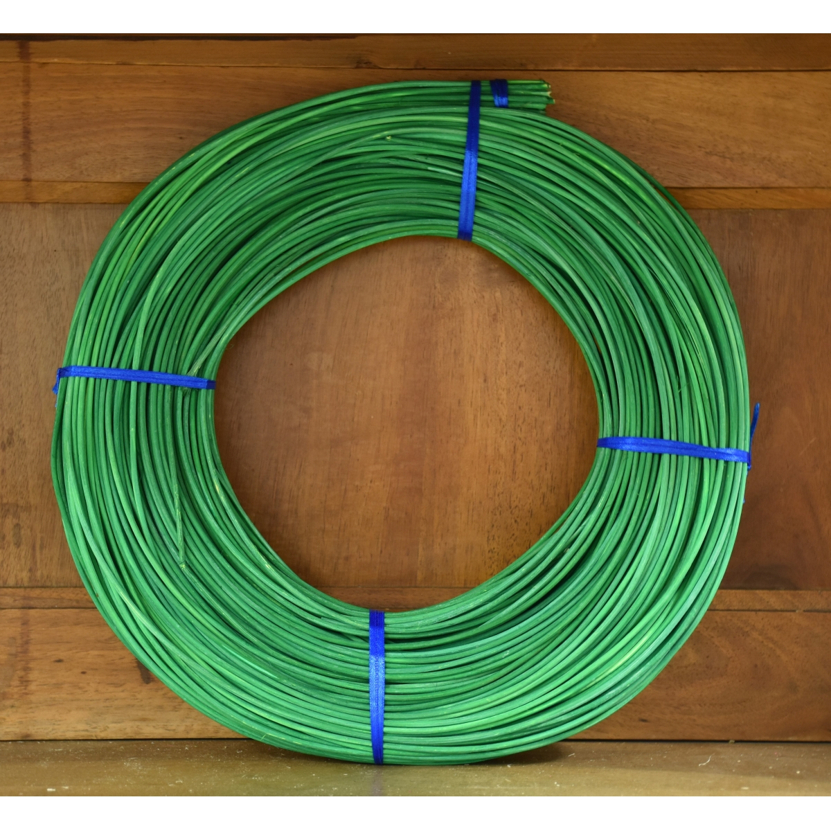 Basketry - Light green Rattan core Viet 2/4 mm in coil 250 g - The ...