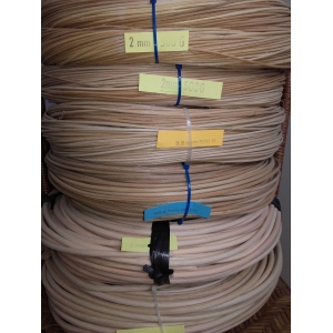 Rattan core 1 st quality 2.75 mm in coil 250 g