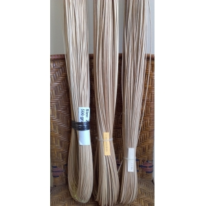 Rattan core 2nd quality 3 mm in hank 500 g
