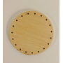 ROUND BOTTOM 9 CM PLYWOOD