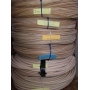 Rattan core 2 st quality 2.5 mm in coil 500 g