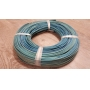 Rattan colour blue light faded 2.5 mm in coil 250