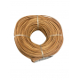 Moelle rotin chocolat 2.5 mm couronne 250 g