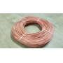 Moelle rotin rose 2.5 mm couronne 250 g