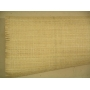 Tissage canne 3 x 3 mm en 0.40 de large