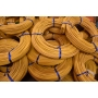 Moelle rotin jaune pastel 2 mm couronne 250 g